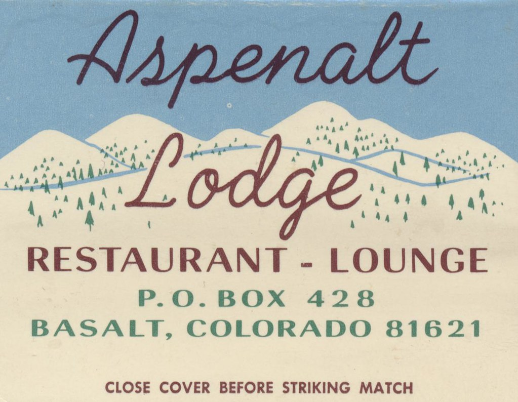 Aspenalt Lodge - Basalt, Colorado