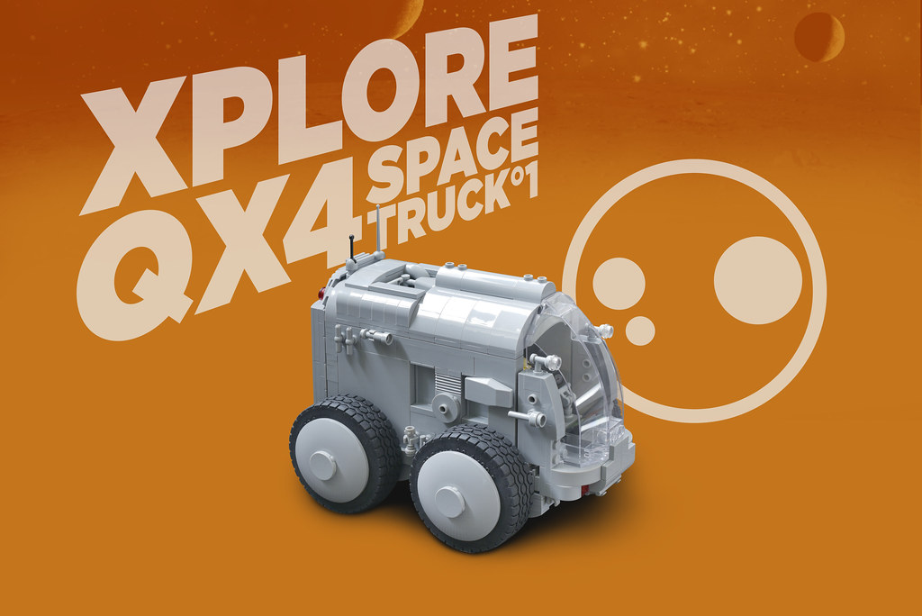 XPLORE Quad Space Truck - atana studio