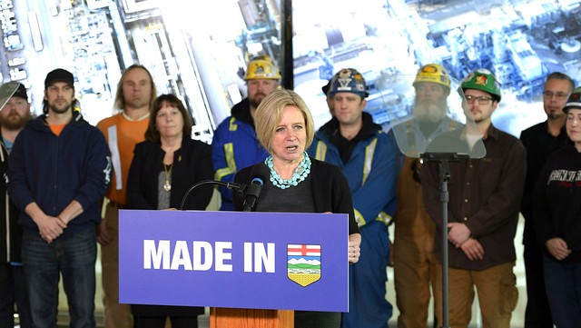 Made-in-Alberta plan protects energy jobs