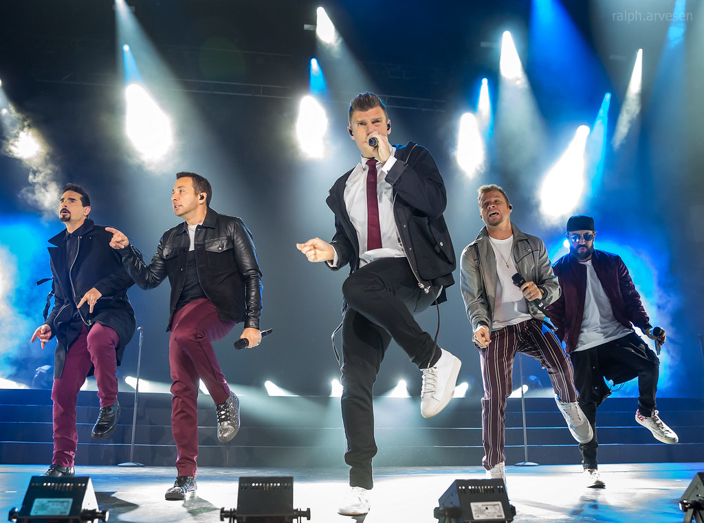 Backstreet Boys | Texas Review | Ralph Arvesen