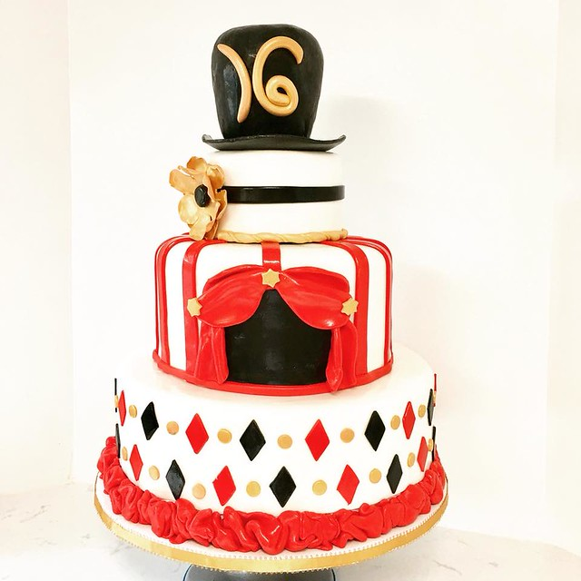 Cake by Lorraine's Cake Shoppe & Tea Room