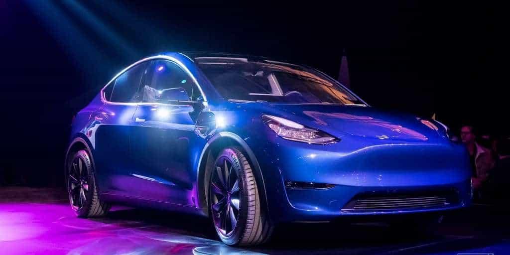 Tesla Model Y : un VUS basé sur le Model 3
