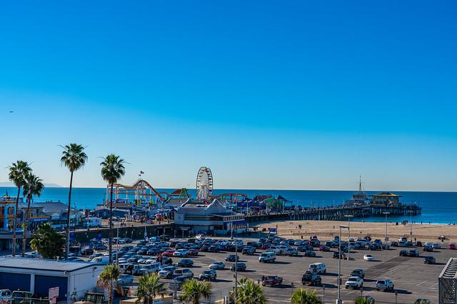 [美國 U.S.A] 洛杉磯 Los Angeles 聖塔莫尼卡 Santa Monica