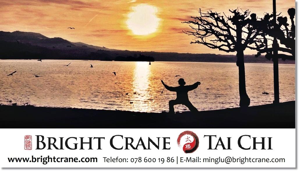 Bright Crane Tai Chi Zurich - Taiji, Qigong & Kungfu: www.brightcrane.ch