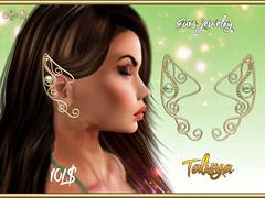 AseRiz - Talisya ears jewelry  -10L