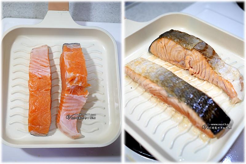 煎鮭魚902