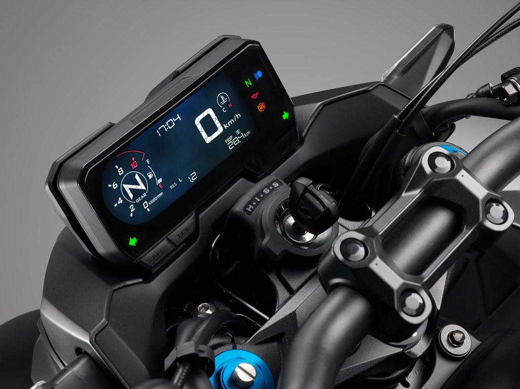 Honda CB 500 F 2019 - 2