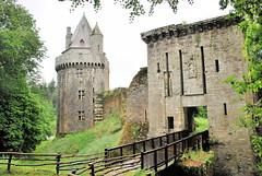 Château de Largoët, Brittany