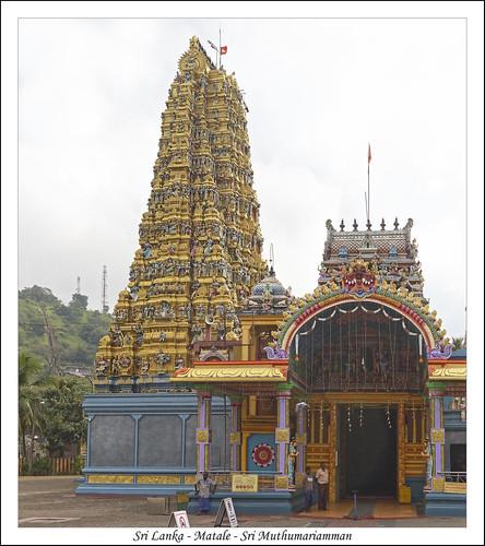 ceylan img1851 muthumariamman srilanka bouddhisme hindouisme temple matale lk