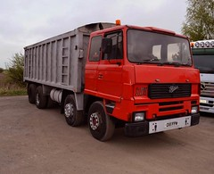 scouse73 posted a photo:	1986 Foden S108 tipper,last tax due in July 2011