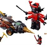 LEGO Ninjago Legacy 2019 70669 03