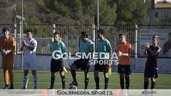 Liga autonómica Infantil. C.D. San Marcelino -Valencia C.F. SAD