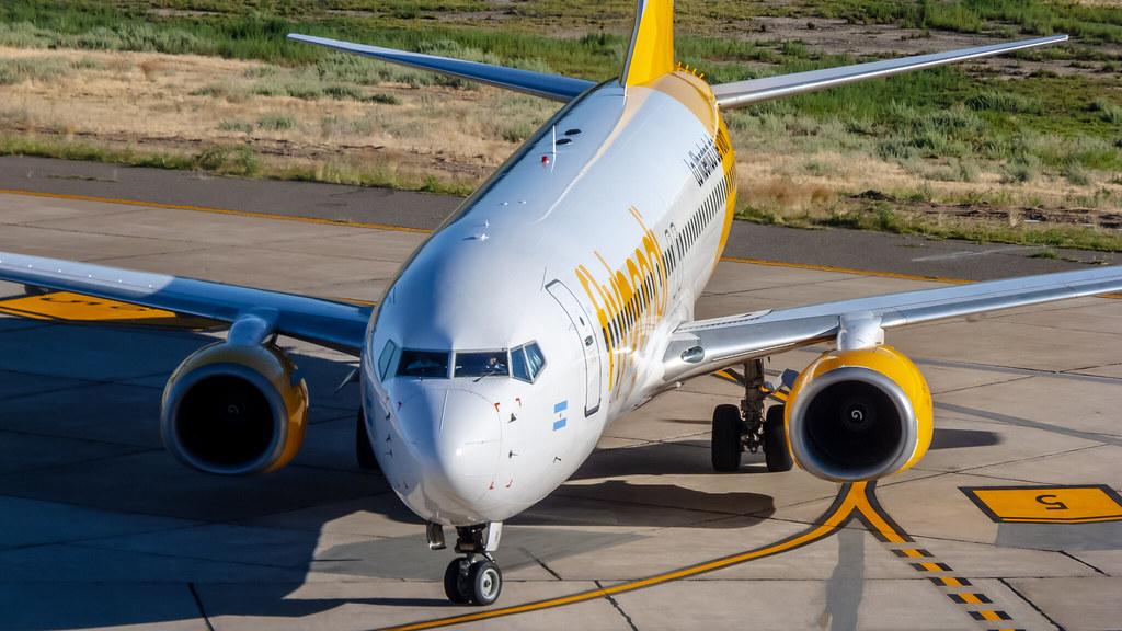Flybondi incorpora Boeing 737-800 |