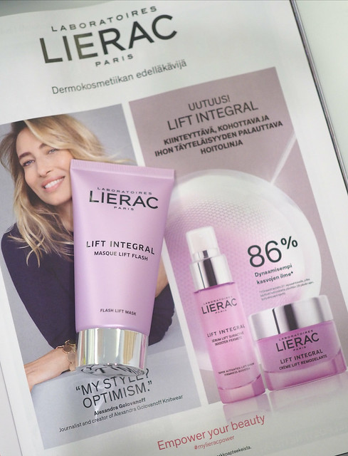 Lierac, Lift Integral, Masque Lift Flash, Business Woman
