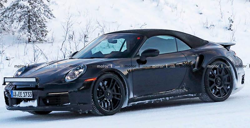 2020-porsche-911-turbo-cabriolet-spy-photo (5)