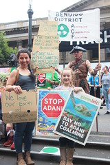 We love our Earth 1 - Melbourne climate march for our future - #stopAdani - IMG_3779