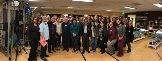 November 28, 2018 - Mixer at Lafayette Physical Therapy