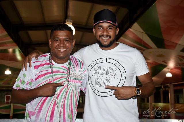 Mang Ens 181221 004 Bateria Mestre Wesley e Mestre Fafá Grande Rio