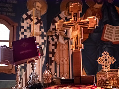 Eglise roumaine orthodoxe de Limours