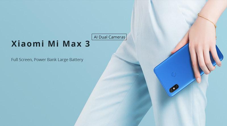 Xiaomi Mi Max 3 特徴 (2)