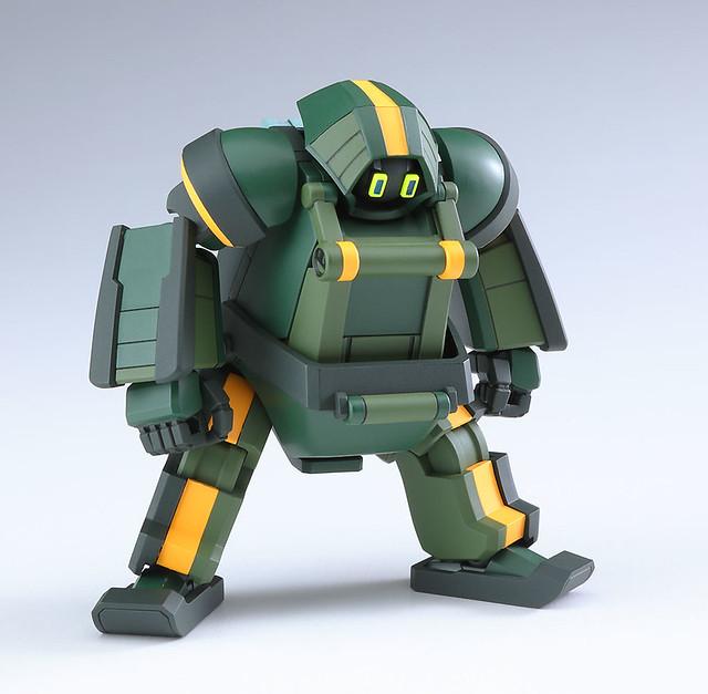 """長谷川  嶄新《機動機器人Chunk》第一彈「起源& 森林」組裝模型作品!メカトロチャンク No.01 """"オリジン&フォレスト"""""""