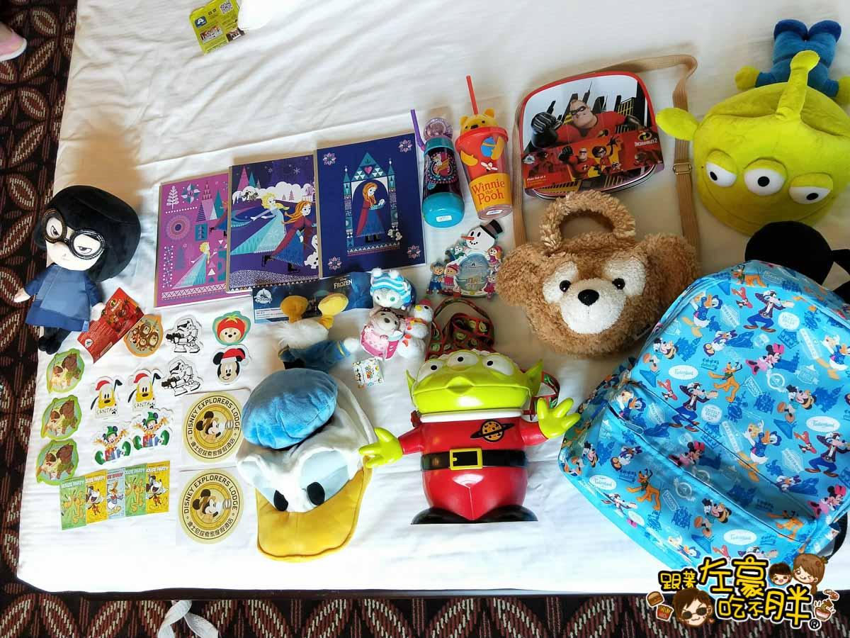 香港迪士尼探索家度假酒店--5