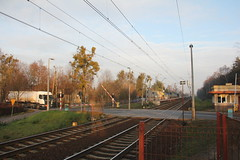 Żakowice train station