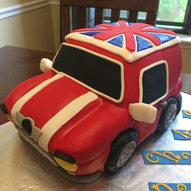 Car Cake by Ruby's Cakes