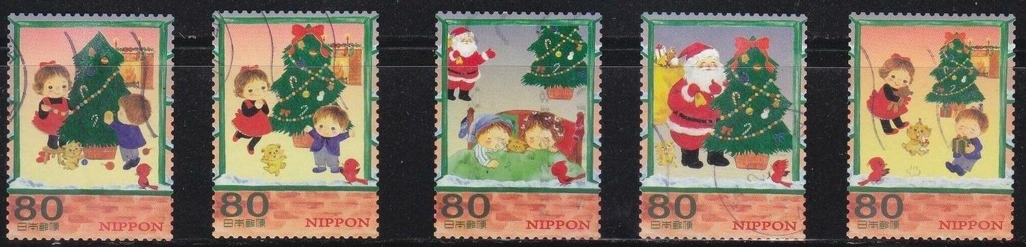 Used copies of Japan's 2011 Winter Greetings