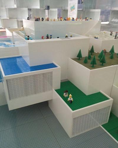 Lego House (4) #toronto #unzippedtoronto #serpentinepavilion2016 #bjarkeingels #architecture #lego #legohouse #billund #latergram