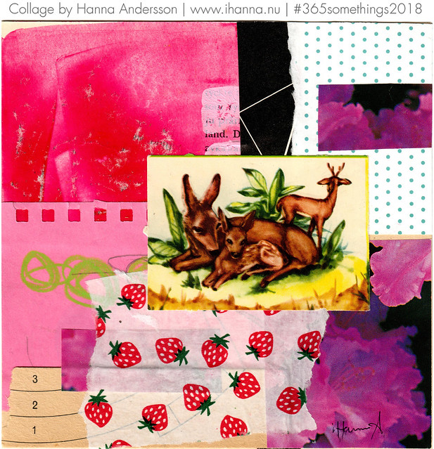 Never ever kill those particular darlings - Collage no 363 by iHanna