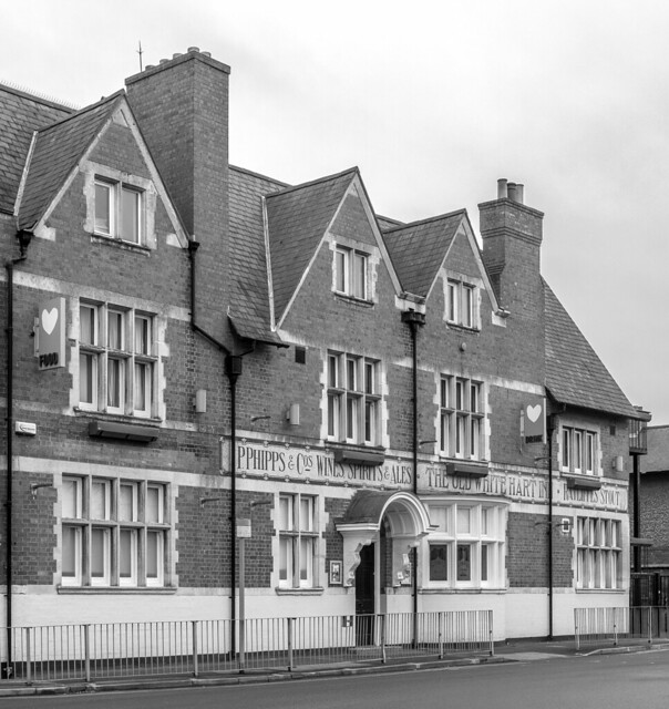 The White Hart, Northampton, Fujifilm X-T3, XF10-24mmF4 R OIS