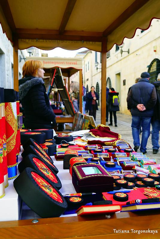 Сувениры с черногорской символикой