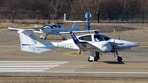 Diamond DA-42 Twin Star F-GYYG E.A.T.I.S