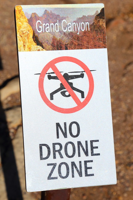 IMG_7861 No Drone Zone in Grand Canyon