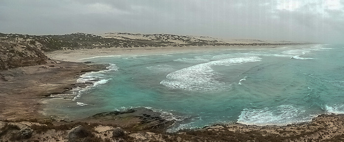 Streaky Bay beach