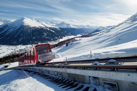 Vyhlášení vítěze soutěže o týdenní pobyt ve švýcarském Davosu