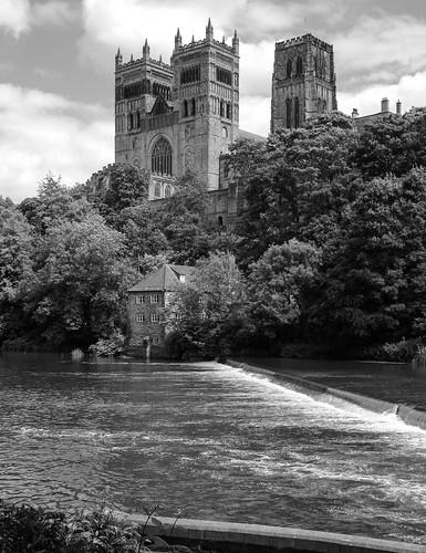 cathedral countydurham durham england riverwear uk unitedkingdom gb unesco worldheritagesite