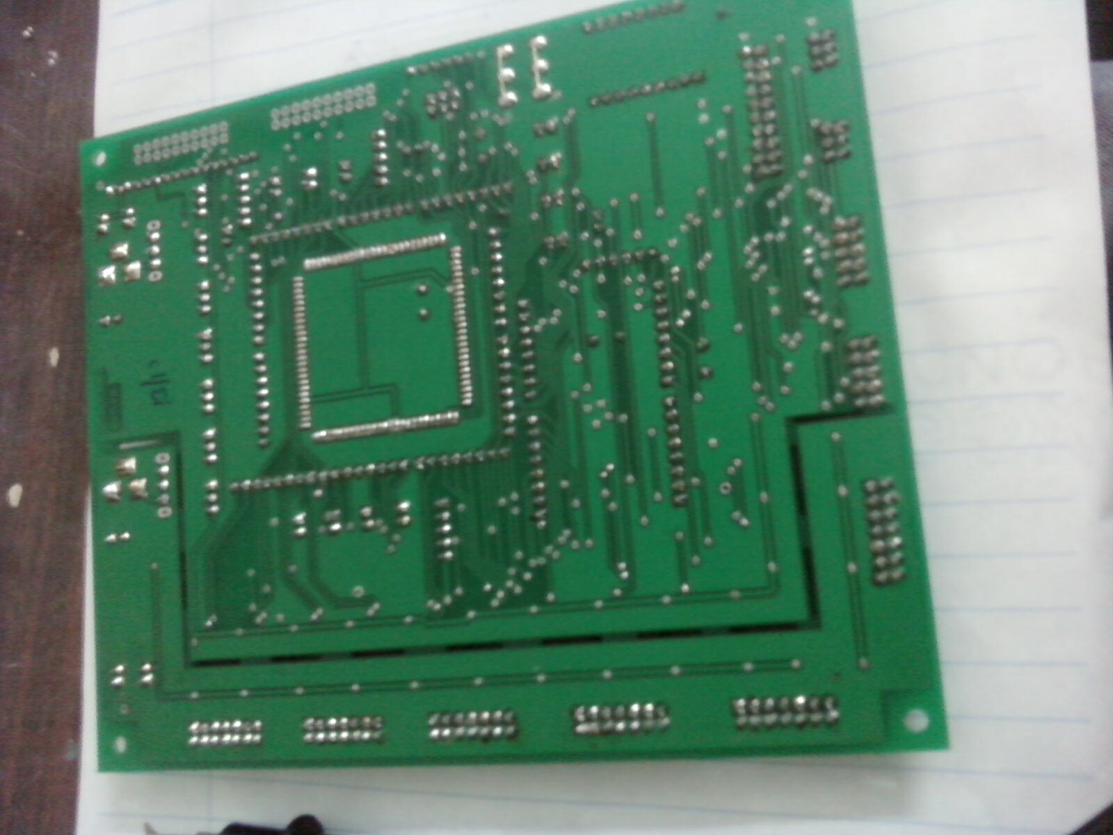 Motherboard with ATMEL micro-controllers