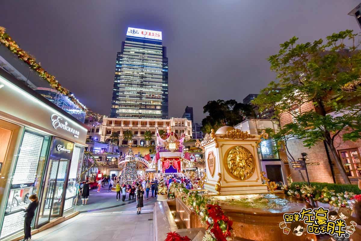 香港聖誕節 尖沙咀海港城聖誕裝飾-51