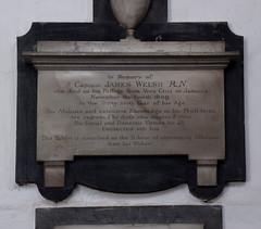 died on his passage from Vera Cruz to Jamaica (1809)