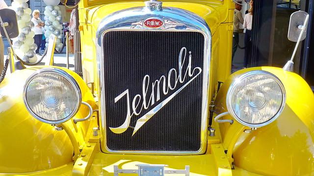 FBW 1931 Jelmoli in Zürich 8.9.2018 3437