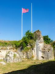 00148 Ancien château fort d'Ivry-la-Bataille - Photo of Berchères-sur-Vesgre