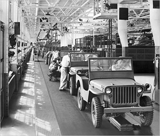 1945 Ford GPW Military Jeeps Ford Motor Co Archives