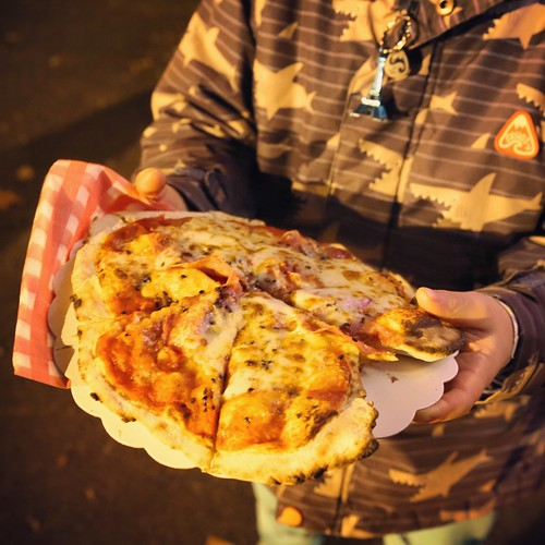Foodtruck Fiesta - Park De Bruul -Leuven