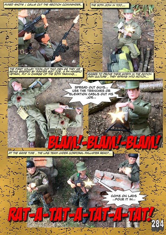 BAM2272 Presents - An Old Face Returns! Chapter Eighteen - The Munrovians Prepare their defences - Part Two 44868089665_c52f121a80_c