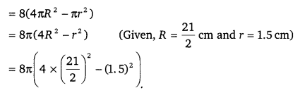 NCERT Solutions for Class 9 Maths Chapter 13 Surface Area and Volumes 73
