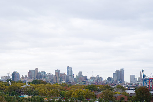 Governors Island and Brooklyn
