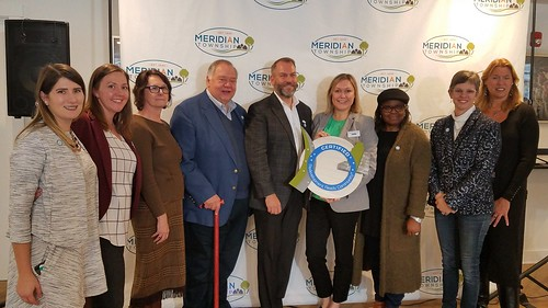Meridian Becomes 1st Michigan Township to Be Redevelopment Ready Certified