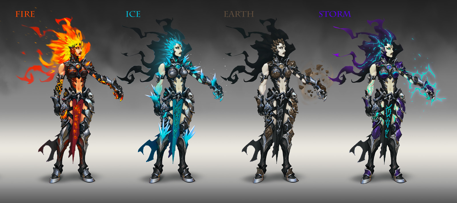 Darksiders 3 concept art